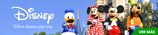 Book your tickets for Disney Parks