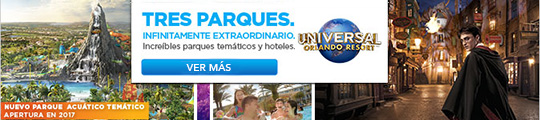 Book your tickets for Universal