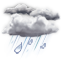 heavy intensity rain